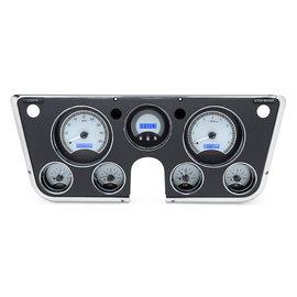 Dakota Digital Dakota Digital 67-72 Chevy Truck VHX Instruments with Digital Clock