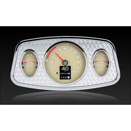 Dakota Digital Dakota Digital 33-34 Ford Car RTX Instruments - RTX-33F-X