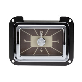 Dakota Digital Dakota Digital 40 Ford Car & 40-47 Ford Truck RTX Clock - RLC-40F-X
