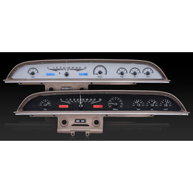 Dakota Digital 62 Ford Galaxie VHX Instruments