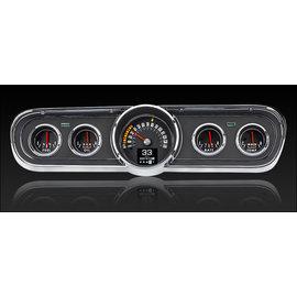 Dakota Digital Dakota Digital 65-66 Ford Mustang RTX Instruments - RTX-65F-MUS-X