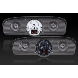 Dakota Digital Dakota Digital 61-66 Ford Pickup / 66- 77 Ford Bronco HDX Instruments