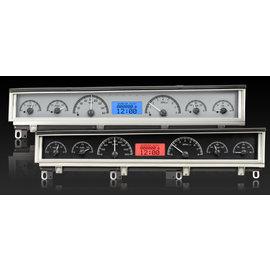 Dakota Digital Dakota Digital 68-70 Mopar B-Body: Coronet, Belvedere, Satellite and Road Runner VHX Instruments