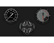 Auto Cross Series Gray