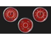 V8 Red Steelie Series