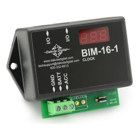 Dakota Digital Clock Module - BIM-16-1
