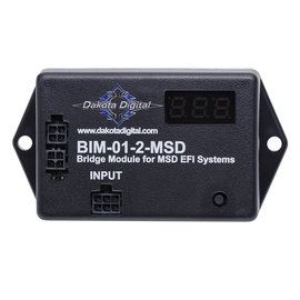 Dakota Digital MSD Atomic EFI TBI Interface Module - BIM-01-2-MSD
