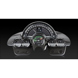 Dakota Digital 58-62 Chevy Corvette RTX Instruments - RTX-58C-VET-X