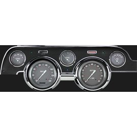 Classic Instruments Classic Instruments 67-68 Ford Mustang Instruments - Nostalgia VT