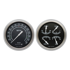 Classic Instruments Classic Instruments 51-52 Chevy Car Instruments - Traditional