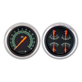 Classic Instruments Classic Instruments 51-52 Chevy Car Instruments - G-Stock