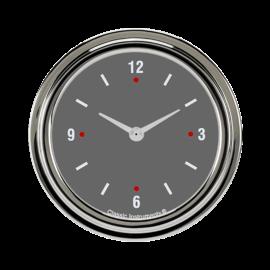 "Classic Instruments Classic Instruments SG Series - 2 5/8"" Clock -SG92SLF"