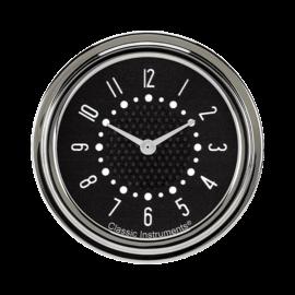 Classic Instruments Classic Instruments 55-56 Chevy Bel Era III Clock Black