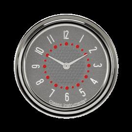 Classic Instruments Classic Instruments 55-56 Chevy Bel Era III Clock Gray