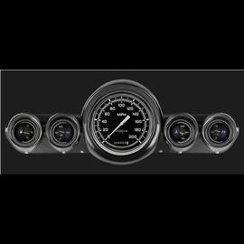Classic Instruments Classic Instruments 59-60 Chevy Car Instruments - AutoCross Gray