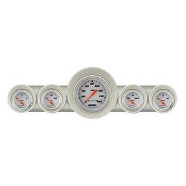 Classic Instruments Classic Instruments 59-60 Chevy Car Instruments - Velocity White