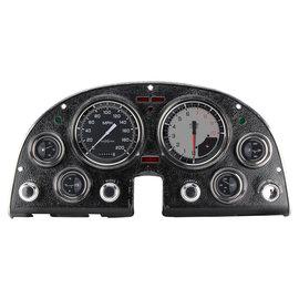 Classic Instruments Classic Instruments 63-67 Corvette Instruments - AutoCross Gray