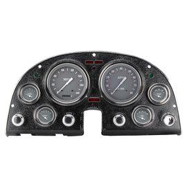Classic Instruments Classic Instruments 63-67 Corvette Instruments - SG Series - Std. Speedo - CO63SG