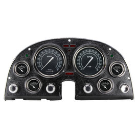 Classic Instruments Classic Instruments 63-67 Corvette Instruments - Traditional Series - Std. Speedo - CO63TR