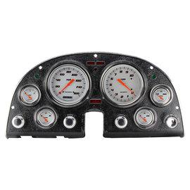 Classic Instruments Classic Instruments 63-67 Corvette Instruments - Velocity White