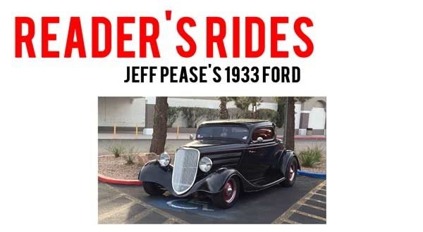 Jeff Pease's 33 Ford