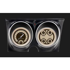 Classic Instruments Classic Instruments 67-68 Camaro Instruments - Nostalgia VT - CAM67NT