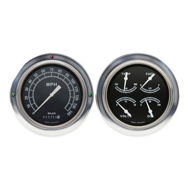 Classic Instruments Classic Instruments 54-55 Chevy Truck Instruments - Traditional