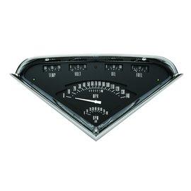 Classic Instruments Classic Instruments 55-59 Chevy Truck - Tach Force - Black - TF01B  - Retail: $959