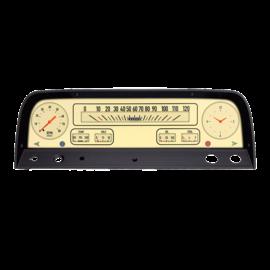 Classic Instruments Classic Instruments 64-66 Chevy Truck Instruments - Tan - CT64T