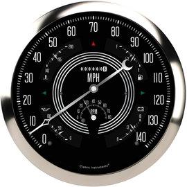 Classic Instruments Big Ol' Gauge (BOG) - V8 Speedster - BOGV8SR