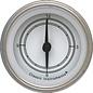 "Classic Instruments 2 1/8"" Clock - Classic White - CW90SLF"