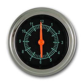 "Classic Instruments 2 1/8"" Clock - G-Stock Series - GS90SLF"