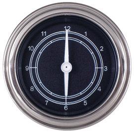 "Classic Instruments 2 1/8"" Clock - Traditional - TR90SLF"
