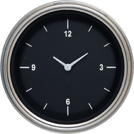 "Classic Instruments 3 ⅜"" Clock - Hot Rod Series - HR93SLF"