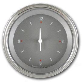 "Classic Instruments 3 ⅜"" Clock - SG Series - SG93SLF"