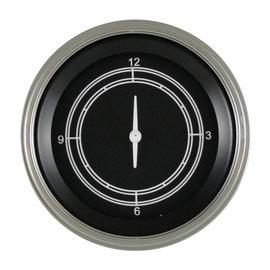 "Classic Instruments 3 ⅜"" Clock - Traditional Series - TR93SLF"