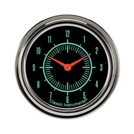 "Classic Instruments 2 ⅝"" Clock - G-Stock Series - GS92SLF"