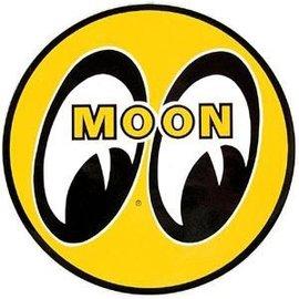Mooneyes Moon Eyeball Logo Sticker