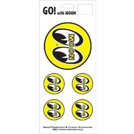 Mooneyes ME07-S - Assorted Mooneyes Sticker Set