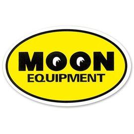 Mooneyes ME15-S Moon Equipment Oval Sticker