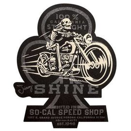 So-Cal Speed Shop SC57 Jimmy Shine Motorcycle Patch