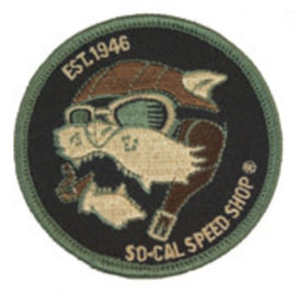 So-Cal Speed Shop So-Cal Speed Shop Nose Art Patches