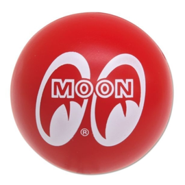 Mooneyes Antenna Topper - Moon Ball - Red - MG015RD