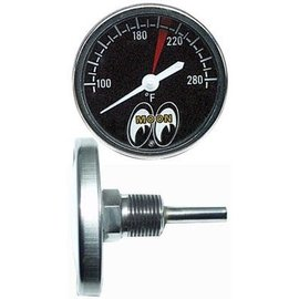 "Mooneyes Water Temp Gauge 2 1/2"" Dry - Mooneyes - MPG109"