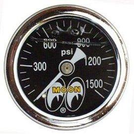 Mooneyes Mooneyes Pressure Gauge 0-1500 LBS NOS