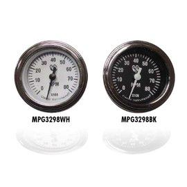"Mooneyes Mooneyes 2 1/8"" Tachometer by Classic Instruments"