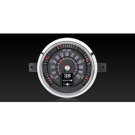 Dakota Digital 49- 50 Ford Car RTX Instrument System - RTX-49F-X
