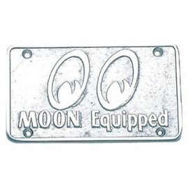 Mooneyes Moon Equipped Plaque - MP007