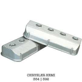 Mooneyes Valve Covers - Chrysler HEMI 354 392 - Mooneyes