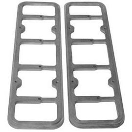 Mooneyes Valve Covers Adapters - 4-Bolt Valve Covers to Center Bolt Heads - Chevy SB - Mooneyes - MP649SA